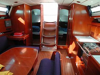 Oceanis 423 (CBM Realtime) - Sukošan - Charter plovila Hrvaška