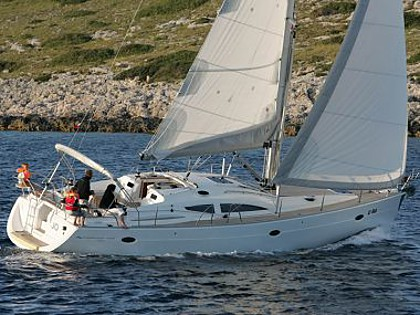 Elan 434 Impression (code:PLA 111) - Kastel Gomilica - Charter plovila Hrvaška