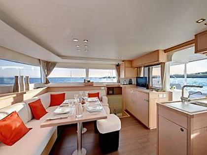 Lagoon 450 (CBM Realtime) - Sibenik - Charter boten Kroatië