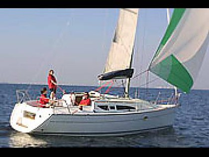 Sun Odyssey 32 (CBM Realtime) - Split - Charter navi Croazia