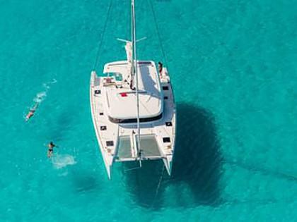 Lagoon 39 (CBM Realtime) - Sibenik - Czarter statki Chorwacja