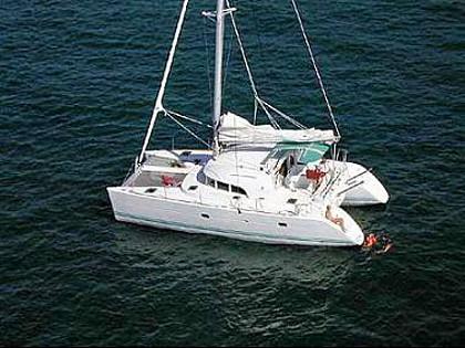 Lagoon 380 (CBM Realtime) - Betina - Charter Boote Kroatien