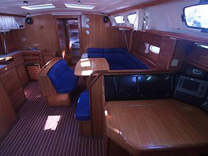 Bavaria 46 Cruiser (CBM Realtime) - Punat - Charter embarcation Croatie