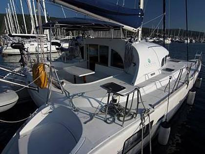 Lagoon 380 (CBM Realtime) - Punat - Charter plavidlá Chorvátsko