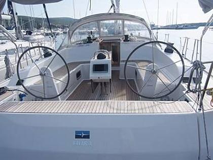 Bavaria Cruiser 46 (CBM Realtime) - Punat - Charter embarcation Croatie