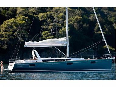 Oceanis 48 (CBM Realtime) - Sukosan - Charter ships Croatia