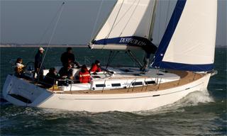 Dufour 425 (code:PLA 126) - Trogir - Charter Boote Kroatien