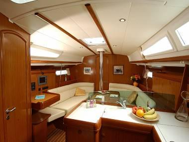 Sun Odyssey 40.3 (CBM Realtime) - Šibenik - Charter plovila Hrvaška