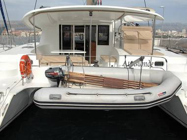Orana 44 (CBM Realtime) - Split - Charter embarcation Croatie
