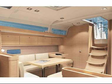 Dufour 460 Grand Large (CBM Realtime) - Dubrovnik - Charter Boote Kroatien