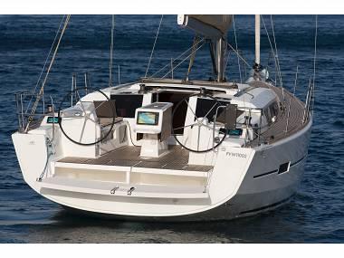 Dufour 410 Grand Large (CBM Realtime) - Dubrovnik - Charter boten Kroatië