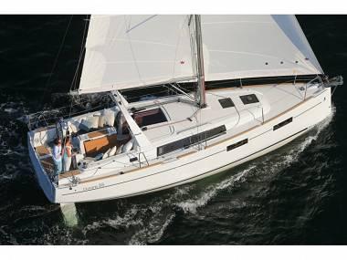 Oceanis 35 (CBM Realtime) - Split - Charter plavidlá Chorvátsko