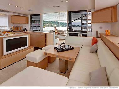 Lagoon 560 S2 (CBM Realtime) - Kastel Gomilica - Charter boten Kroatië