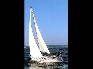 Sun Odyssey 449 (CBM Realtime) - Kastel Gomilica - Charter plovila Hrvaška
