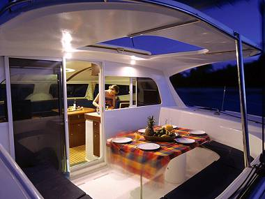 Nautitech Open 40 (CBM Realtime) - Trogir - Charter plavidlá Chorvátsko