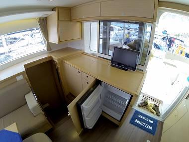 Lagoon 450 (CBM Realtime) - Sibenik - Charter hajókHorvátország