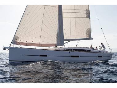 Dufour 460 Grand Large (CBM Realtime) - Sibenik - Charter Boote Kroatien