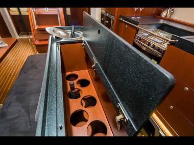 Hanse 505 (CBM Realtime) - Biograd - Charter Boote Kroatien