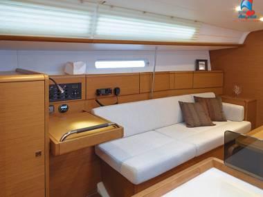 Sun Odyssey 379 (CBM Realtime) - Biograd - Charter ships Croatia