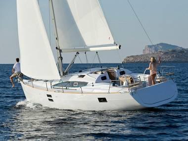 Elan 40 Impression (CBM Realtime) - Split - Charter embarcation Croatie
