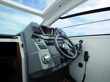 Azimut Atlantis 34 (CBM Realtime) - Sibenik - Charter ships Croatia
