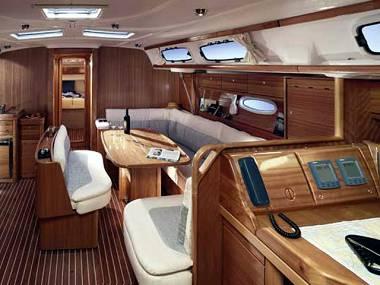 Bavaria 46 Cruiser (CBM Realtime) - Biograd - Charter Boote Kroatien