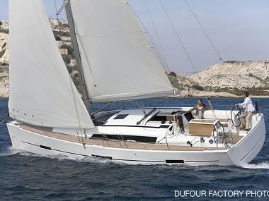 Dufour 410 Grand Large (CBM Realtime) - Sibenik - Charter navi Croazia