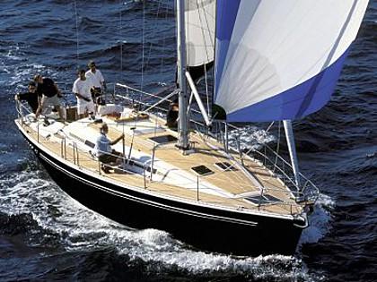 Elan 45 (code:PLA 147) - Kastel Gomilica - Charter hajókHorvátország