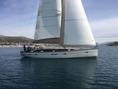 D&D Kufner 54 (CBM Realtime) - Trogir - Charter plavidlá Chorvátsko