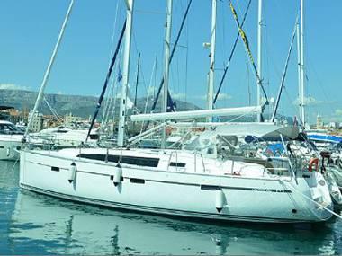 Bavaria Cruiser 46 (CBM Realtime) - Split - Charter plovila Hrvatska