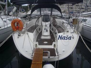 Bavaria 38 Cruiser (CBM Realtime) - Mali Lošinj - Charter plavidlá Chorvátsko