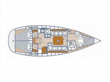 Bavaria Cruiser 37 (CBM Realtime) - Split - Charter ships Croatia