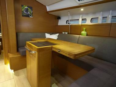 Sun Odyssey 439 (CBM Realtime) - Split - Charter embarcation Croatie