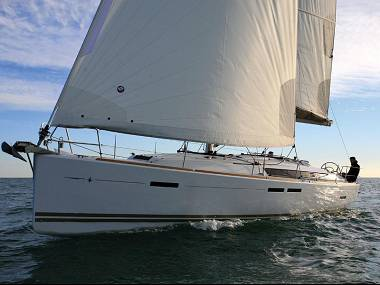 Sun Odyssey 449 (CBM Realtime) - Split - Charter plovila Hrvaška