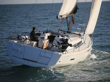 Sun Odyssey 439 (CBM Realtime) - Split - Charter ships Croatia