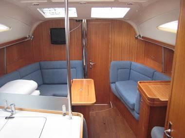 Elan 384 Impression (CBM Realtime) - Šibenik - Charter plavidlá Chorvátsko