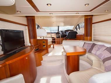 Sunseeker Manhattan 52 (CBM Realtime) - Split - Charter Boote Kroatien