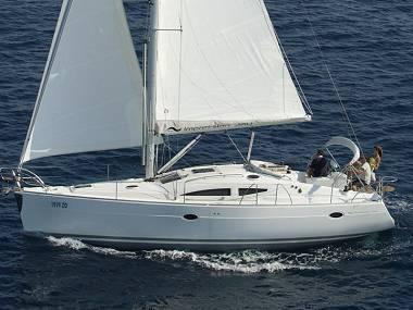 Elan 384 Impression (CBM Realtime) - Biograd - Charter boten Kroatië