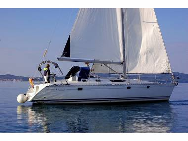 Sun Odyssey 42 (CBM Realtime) - Krvavica - Charter ships Croatia