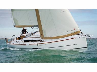 Dufour 350 GL (CBM Realtime) - Biograd - Charter Boote Kroatien