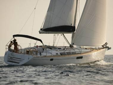 Sun Odyssey 49i (CBM Realtime) - Split - Charter ships Croatia