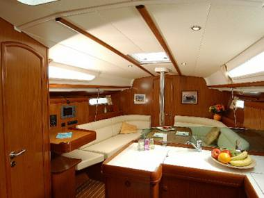 Sun Odyssey 39i (CBM Realtime) - Mali Lošinj - Charter plovila Hrvatska