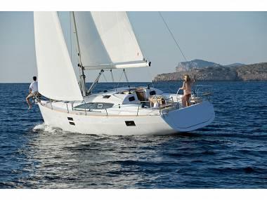 Elan 40 Impression (CBM Realtime) - Seget Donji - Charter hajókHorvátország