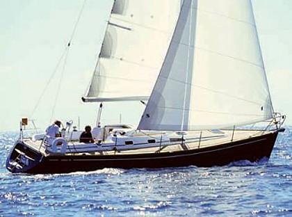 Comar Comet 36 (code:PLA 155) - Trogir - Charter boten Kroatië