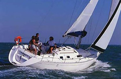 Dufour 36 (code:PLA 156) - Trogir - Charter plovila Hrvaška