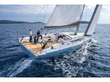 More 55 (CBM Realtime) - Primosten - Charter ships Croatia