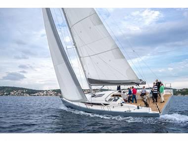 More 55 (CBM Realtime) - Primosten - Charter boten Kroatië