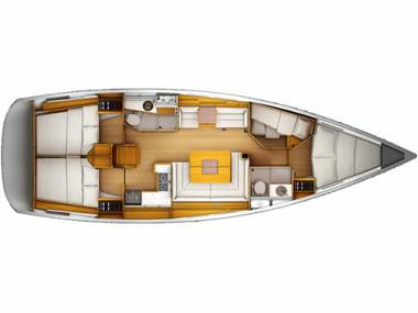 Sun Odyssey 449 (CBM Realtime) - Seget Donji - Charter ships Croatia
