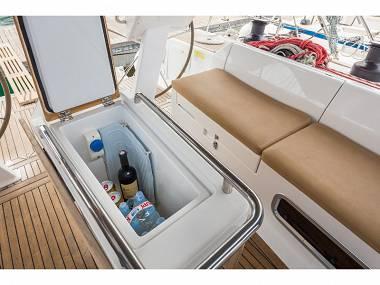 Hanse 505 (CBM Realtime) - Biograd - Charter plavidlá Chorvátsko