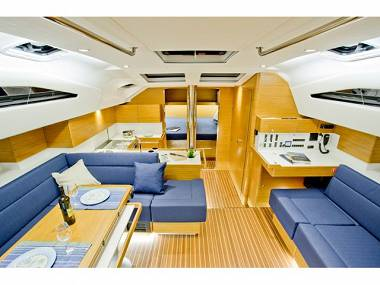 Elan 494 Impression (CBM Realtime) - Split - Charter Boote Kroatien